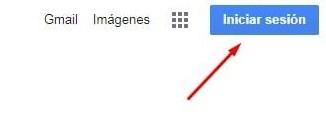 iniciar sesión en Gmail con la página Google