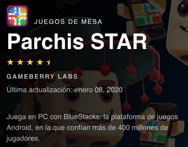 Juega Parchis Star desde pc on Bluestack
